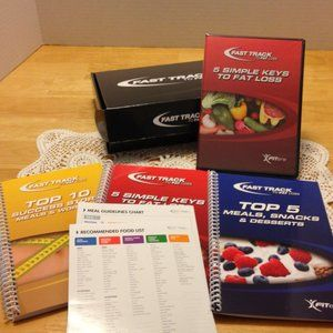 Fast Track to Fat Loss Bundle